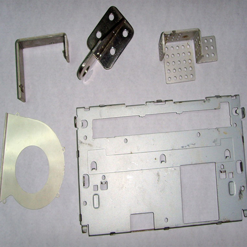 OEM factory Stainless Steel Sheet Metal Punching And Bending Fabrication stamping parts